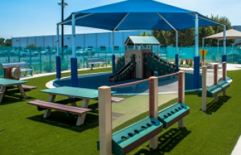 downey california playground